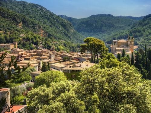 Valldemossa är en känd skönhet på Mallorca.