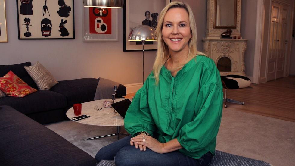 Camilla Grebe har sålt över en miljon böcker i 30 länder.