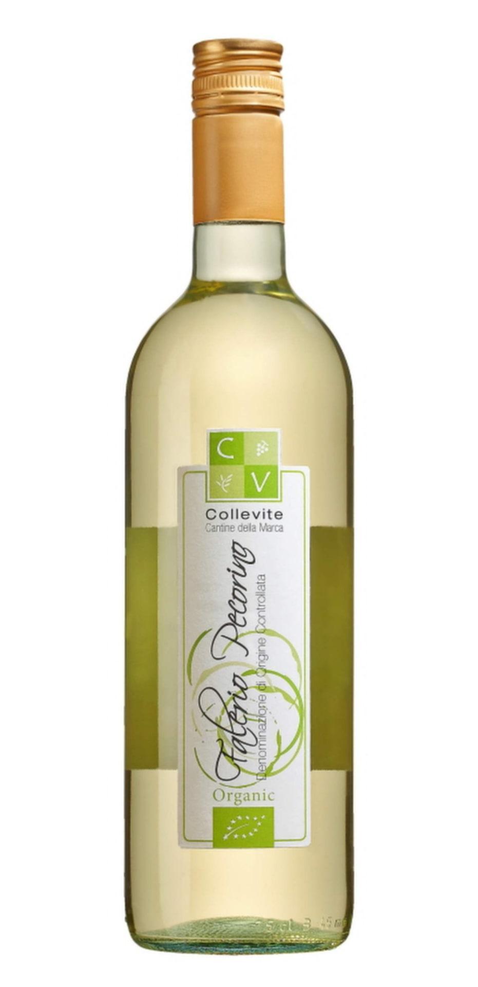 VittCollevite Falerio Pecorino 2013(2391) Marche, 71 krFin intensitet och fräschör med frukt som påminner om gula päron, örter och citrus. Ekologiskt. Drick det gärna till en quattro stagioni.