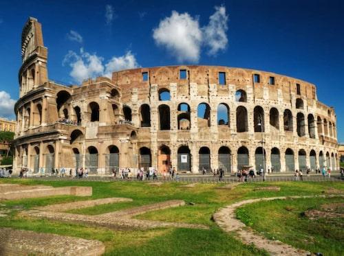 Monster i mängder på Colosseum.