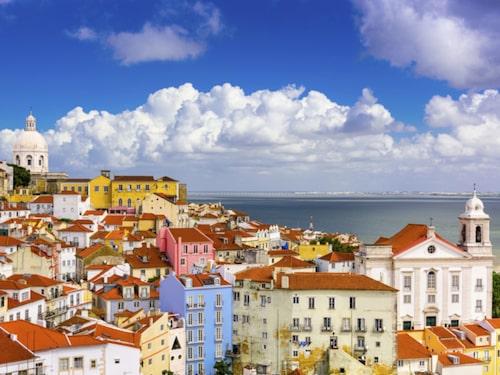 Få städer är så vackra som Lissabon.