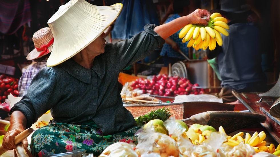 """""""Utlänningspriser"""" i Thailand kan vara det tredubbla priset."""