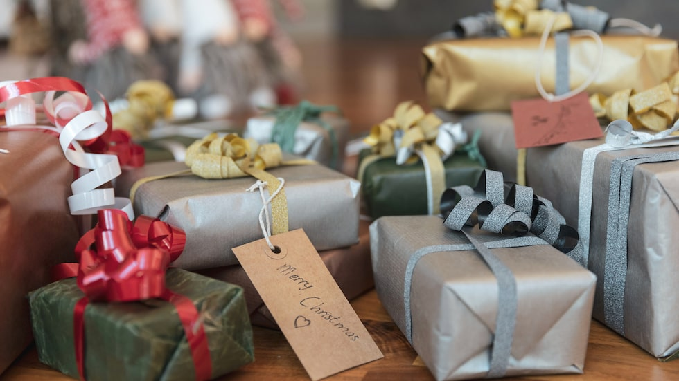 En julklapp behöver inte kosta mycket för att vara uppskattad.