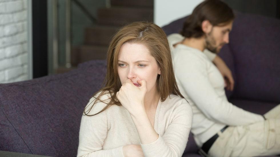Bråkar du och din partner alltid om samma sak?