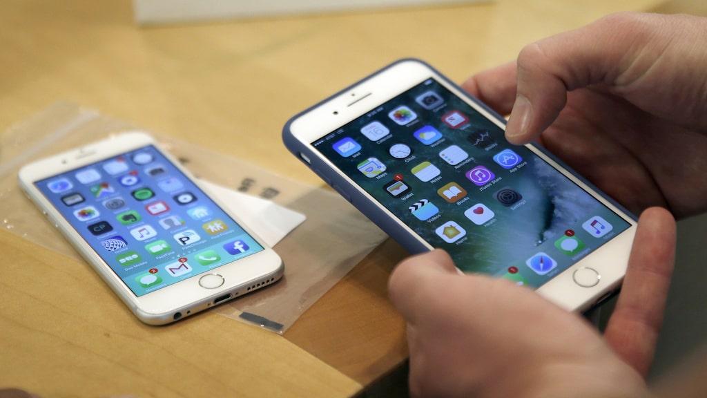 — Du ska vara användaren av din telefon, inte vaktmästaren, menar apple-experten Scotty Loveless.