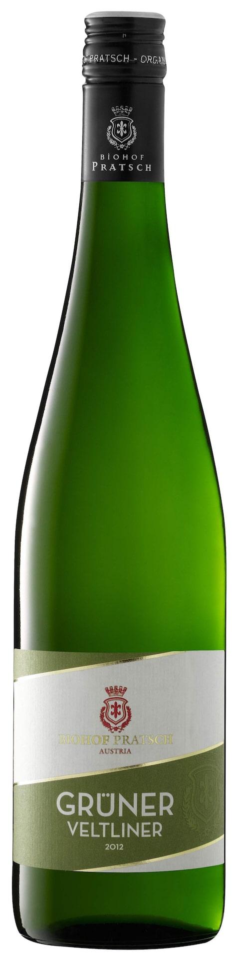 VittBiohof Pratsch Grüner Veltliner 2013 (2922) Österrike, 90 krUppfriskande med inslag av grape och päron och aningen kryddig. Passar exempelvis till frasig wienerschnitzel med pommes frites.