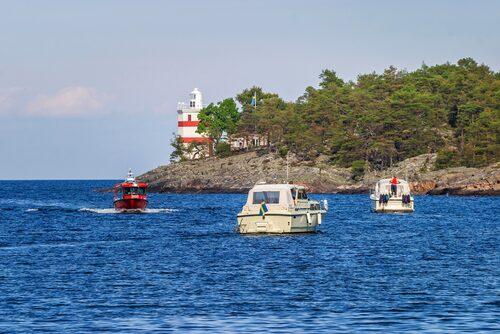 Ingen svensk skärgård ligger lika isolerad som Djurö skärgård, mitt i Sveriges största sjö Vänern.