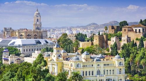 Malaga har en rad lysande konstmuseer.