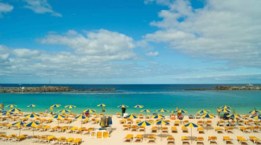 GRAN CANARIA. Spanien är det ohotat största semesterlandet bland resebyråns kunder, med Gran Canaria som största vinterdestination.