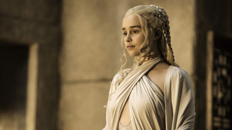 <p>Det är här Khaleesi Daenerys försöker hitta ingången till the House of the Undying där drakarna är fängslade.</p>