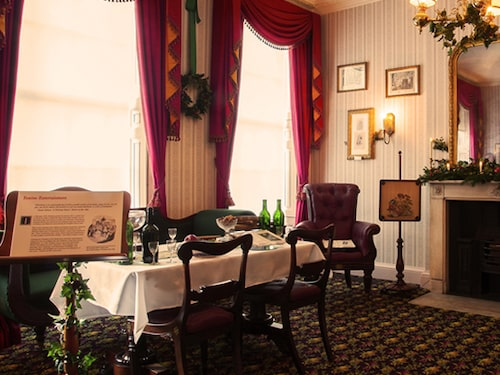Charles Dickens Museum i London.