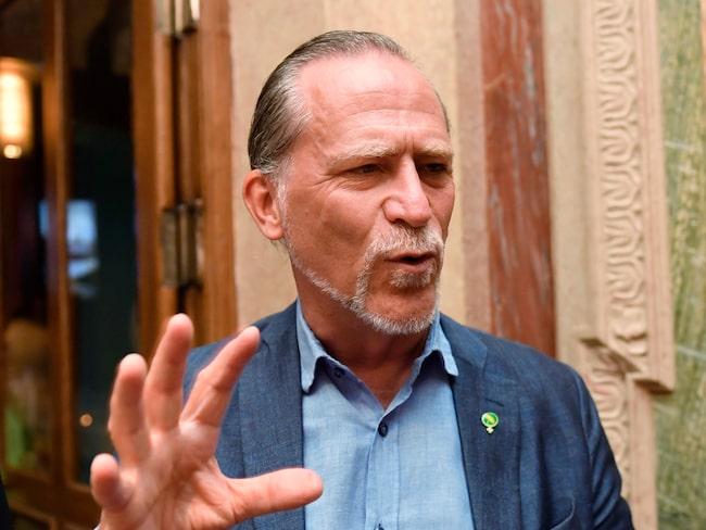 Daniel Helldén (MP), trafikborgarråd, har drivit frågan om miljözonerna hårt.
