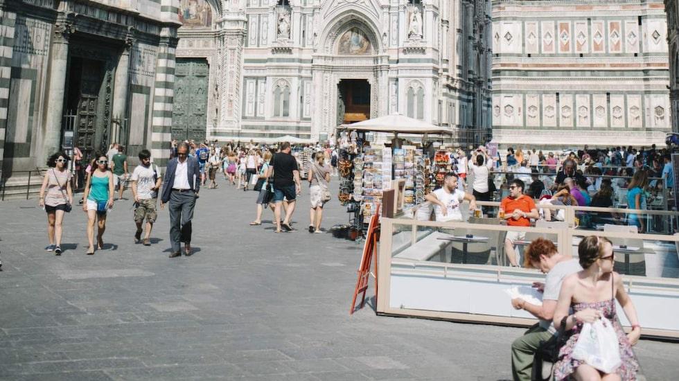 <p>Katedralen Basilica di Santa Maria del Fiore.<br></p>