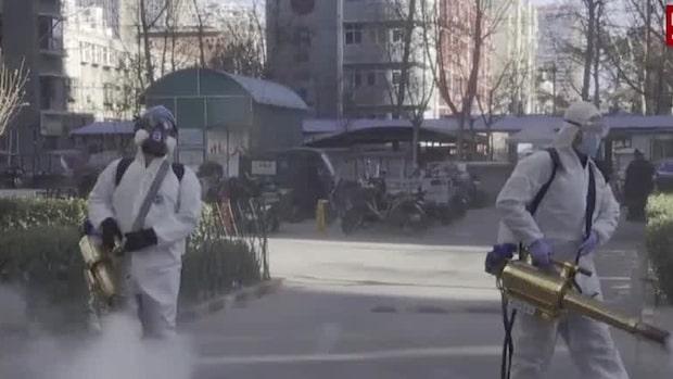 Di Morgonkoll: Kina har sett den högsta dagliga ökningen av covid-fall