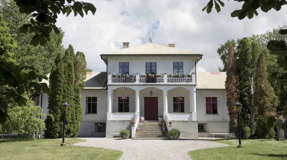 Här är huset där programmet spelas in.