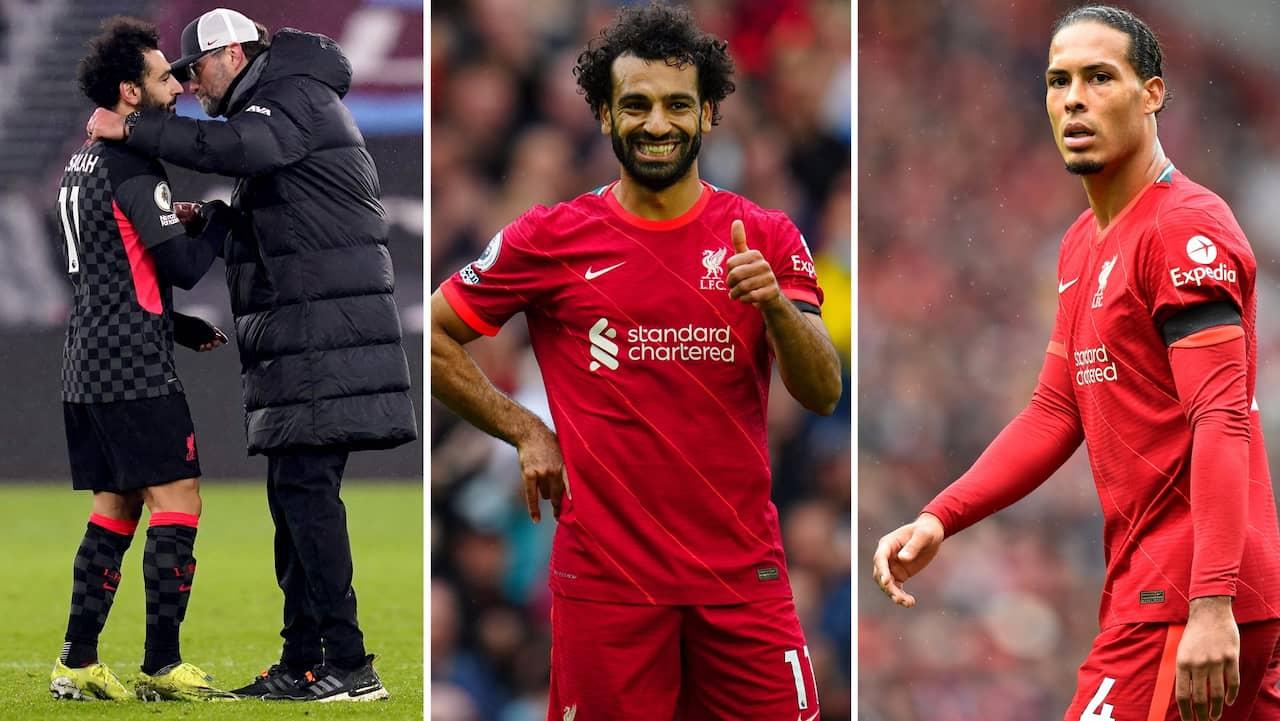 Salahs krav för att stanna i Liverpool