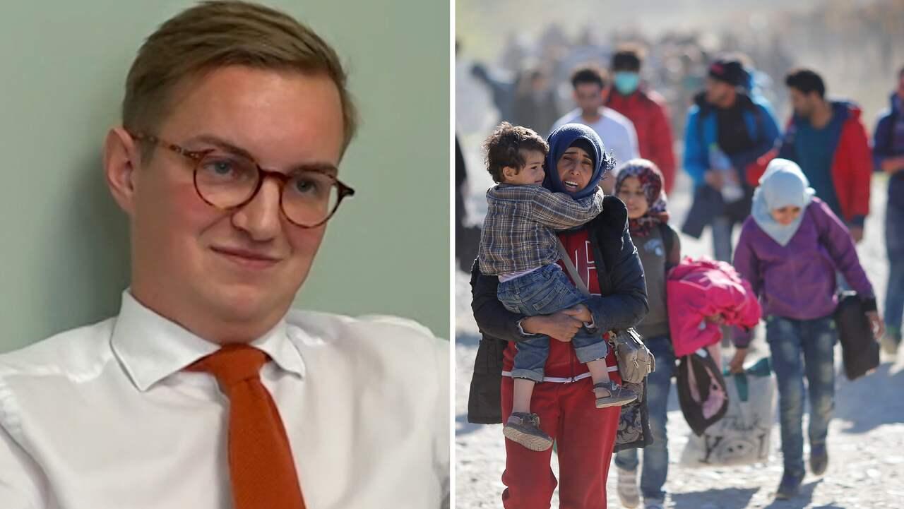 C-toppen inför migrationssamtalen: Fel att Sverige stängde gränserna
