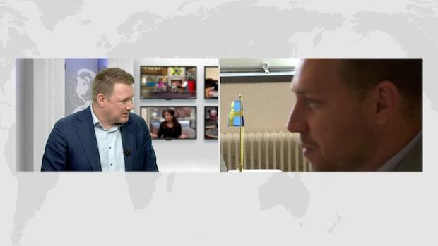 "Niklas Svensson: ""Mattias Karlsson har varit Åkessons närmaste man"""