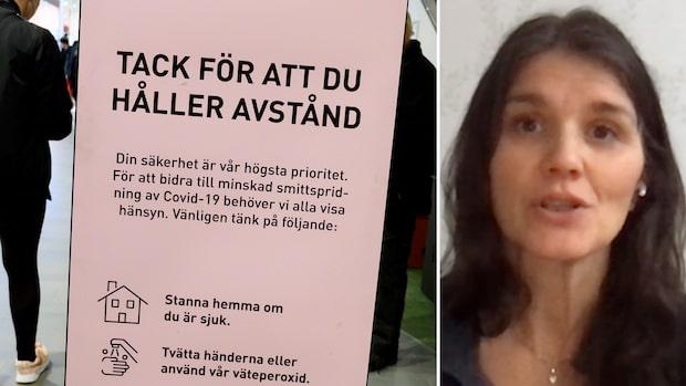 """Jenny Madestam: """"Signaler om påtagliga restriktioner hela våren"""""""