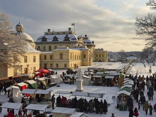Drottningholm.
