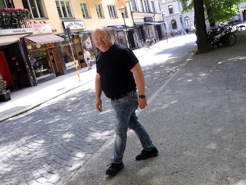 """""""Jag har startat upp ett 2.0-liv"""", säger Kalle."""