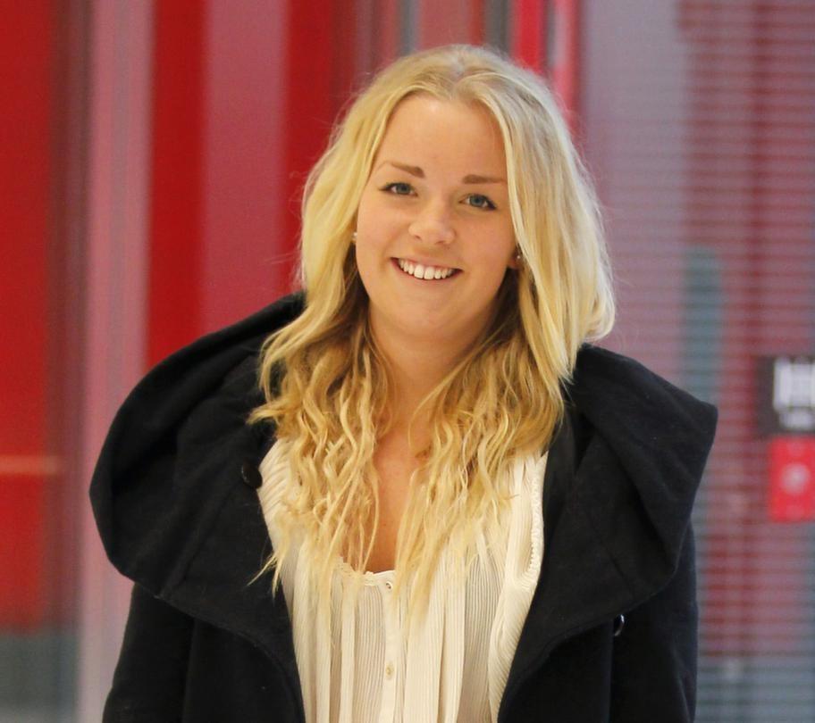 Madelene Andersson, 20, vikarie, Arboga:- Nej, tror det räcker med vanlig mat och jag äter mycket frukt.