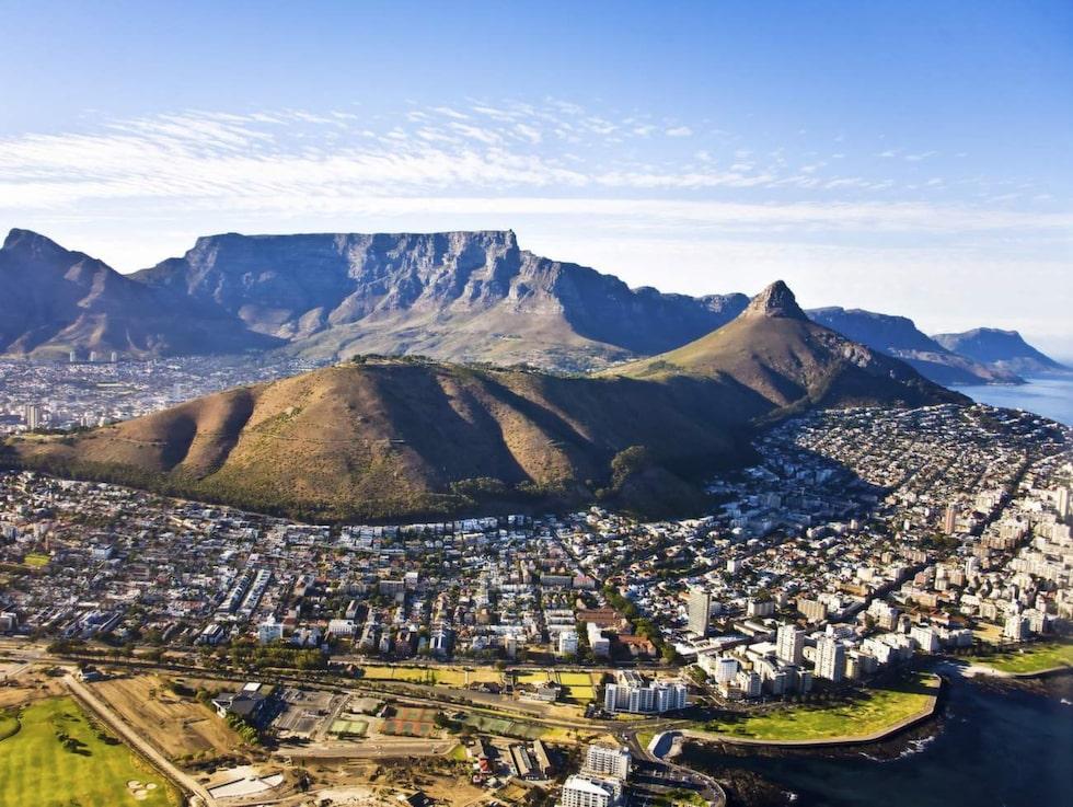 Sydafrika är prisvärt.
