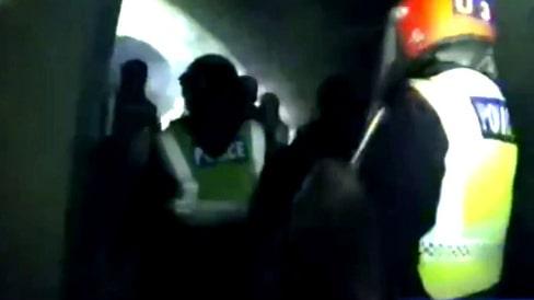 300 festade i olagligt rave – Här slår polisen slår till
