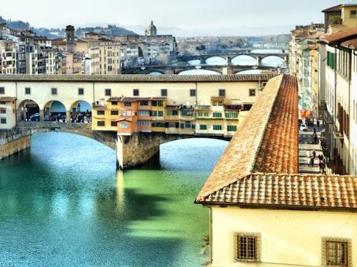 Florens är en vacker weekendstad.
