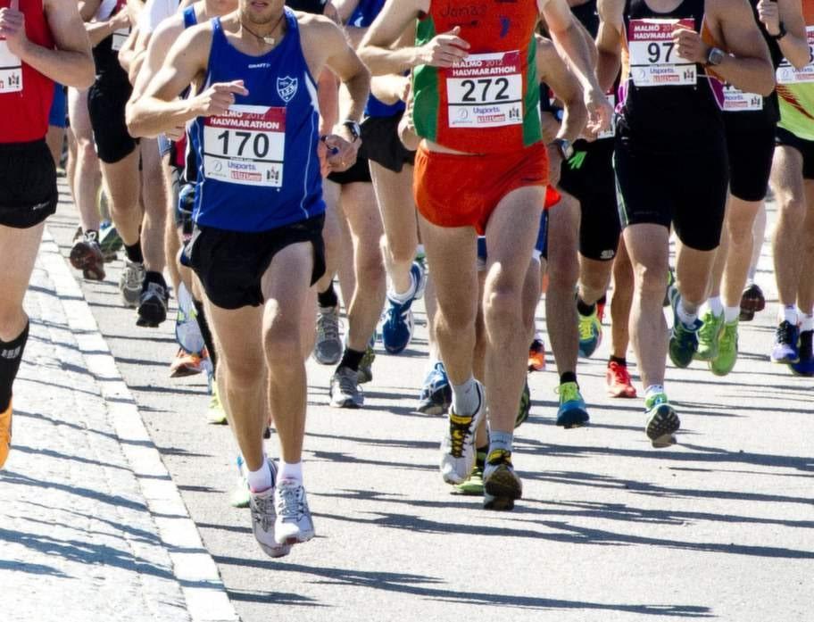 Löpning har blivit omåttligt populärt och ALLA tycks springa lopp hela tiden.