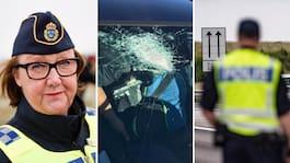 Polisens osynliga taktik mot stenkastarna på E65