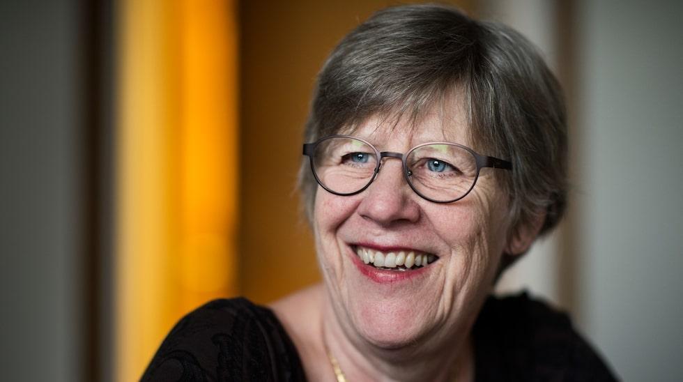 Agnes Wold är professor i klinisk bakteriologi vid Sahlgrenska akademin vid Göteborgs universitet.