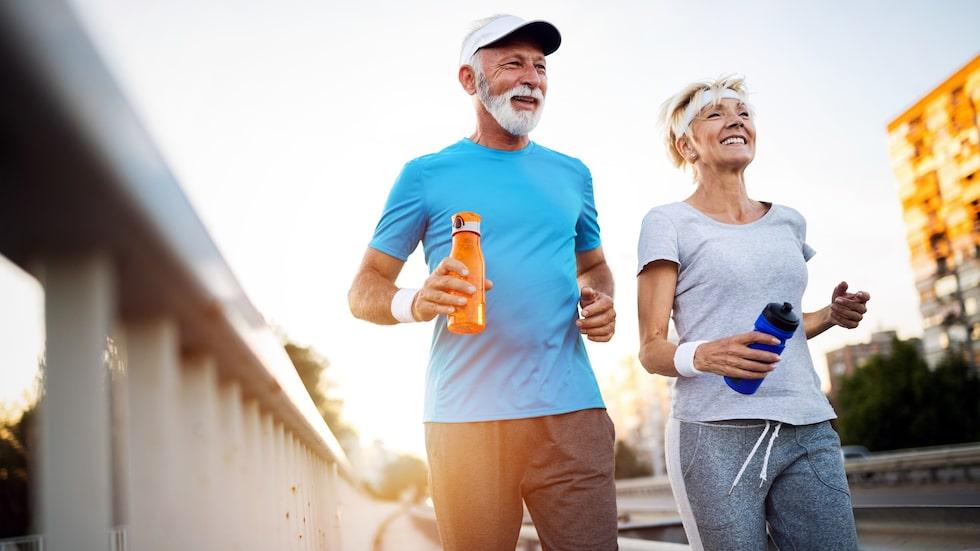 Att träna ute är positivt för både kropp och själ.