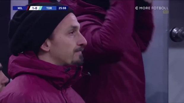 Milan vann mot Torino  – efter VAR-situation