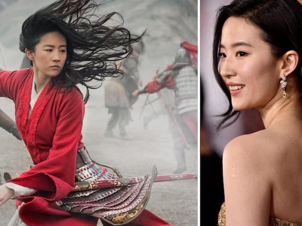 Kritiken mot Disneys Mulan efter samarbetet med Kina