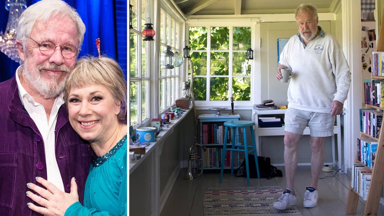 Sven Wollters sista önskan om sitt älskade sommarhus