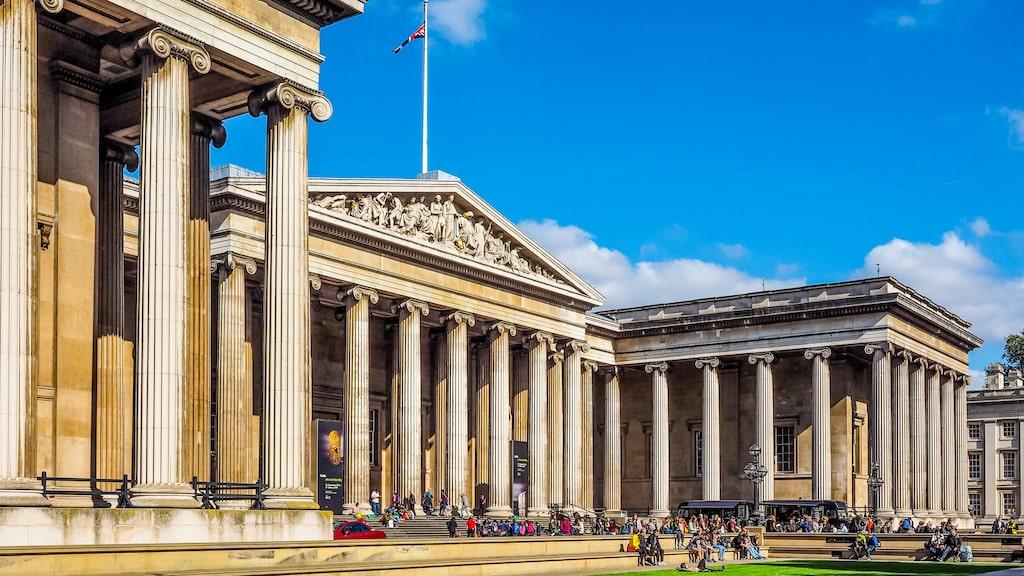 Se British Museums mumier från hemmasoffan.