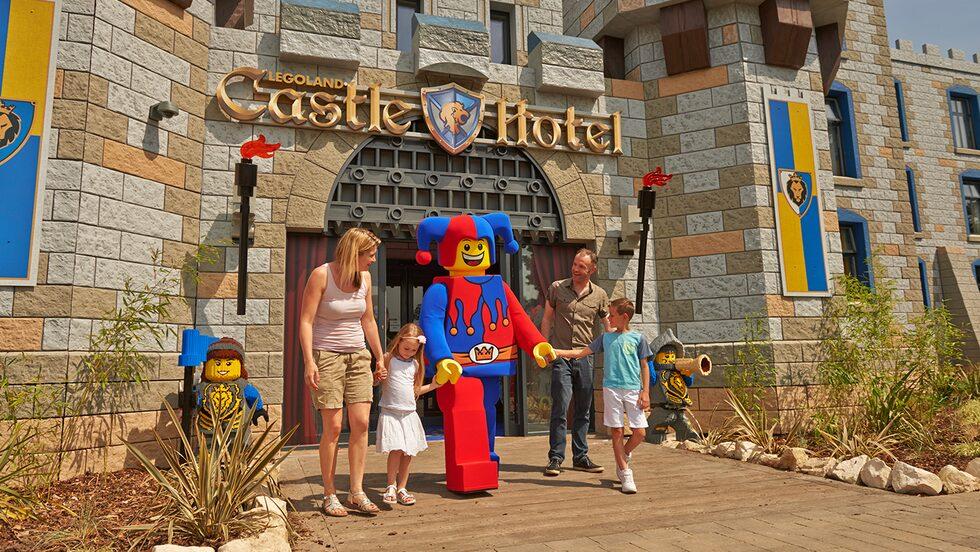 Castle Hotel ligger i Windsor i Storbritannien.