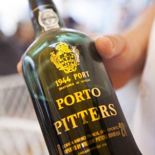 Portvin med anor.