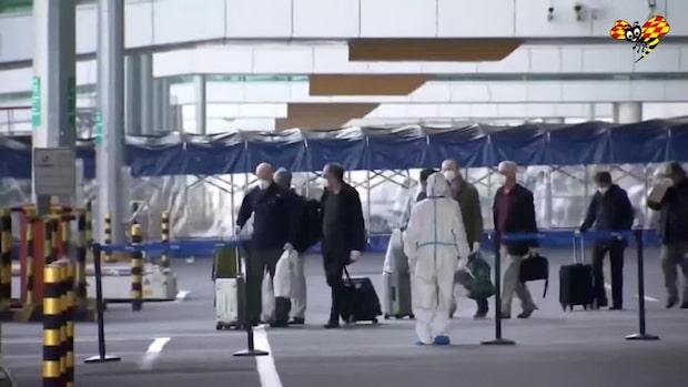WHO anländer till Wuhan - ska utreda virusets uppkomst