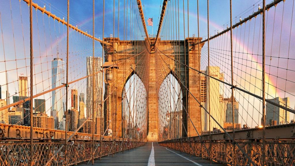 <p>Brooklyn Bridge i New York. Foto: Shutterstock</p>