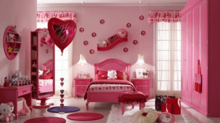 Rysligt rosa? Well, det beror på vem man frågar - en fyraåring skulle nog älska detta.