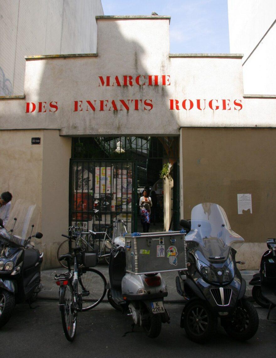 Matmarknad värd ett besök under din Parisvistelse.