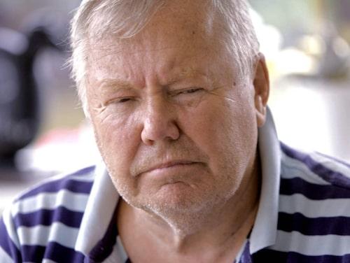 Bert Karlsson, slug västgöte.