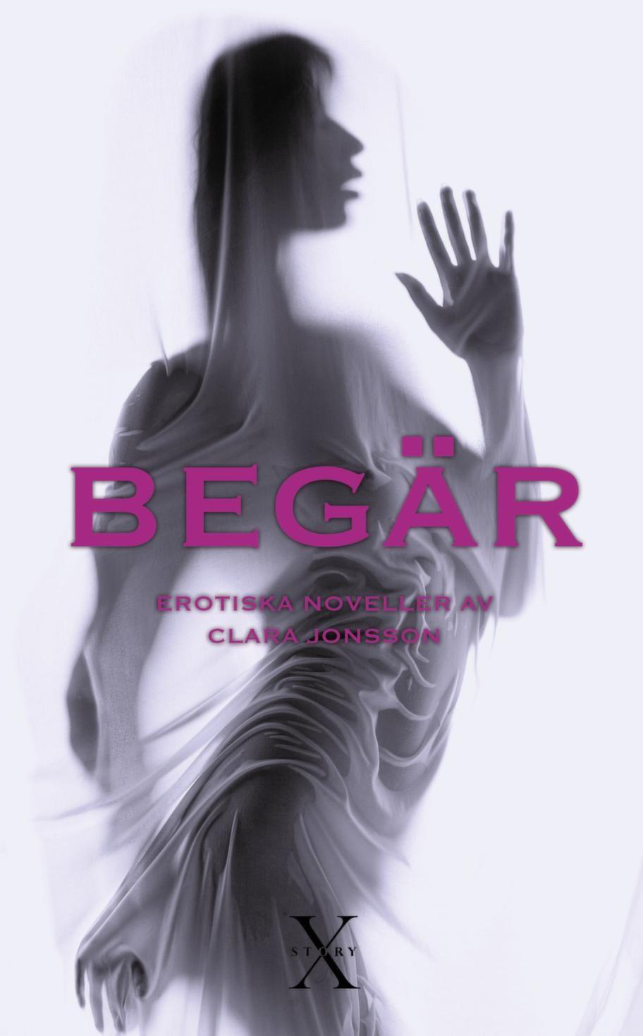 """""""Begär"""" av Clara Jonsson (släpptes mars 2009, cirka 6 000 sålda exemplar)Källa: X-story, ett förlag med inriktning på erotisk skönlitteratur och praktiska sexhandböcker."""