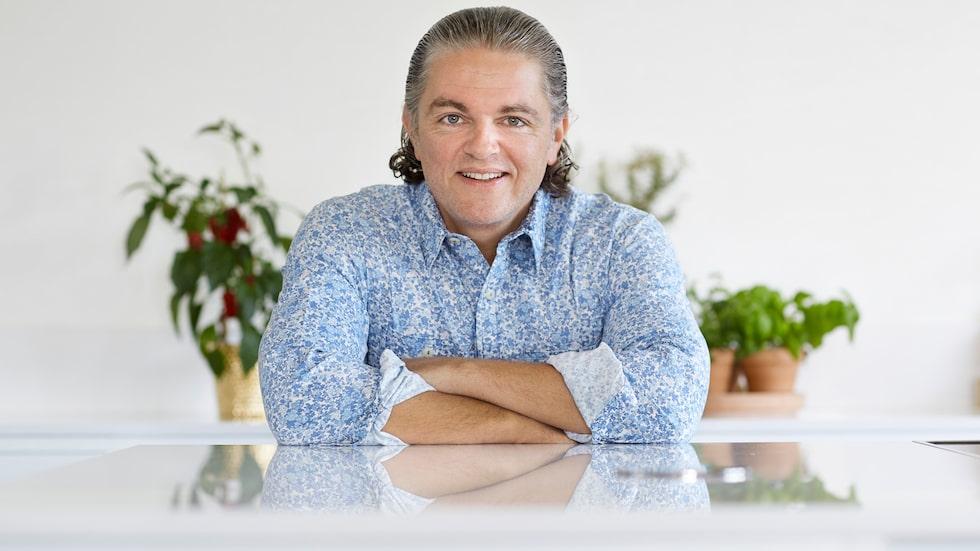 Havregryn, kokos och frukt. Näringsfysiolog Fredrik Paulún, kostexpert, listar de mest mättande råvarorna du kan äta.