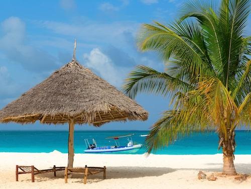 Kendwa Beach i Tanzania passar dig som älskar vattenaktiviteter.