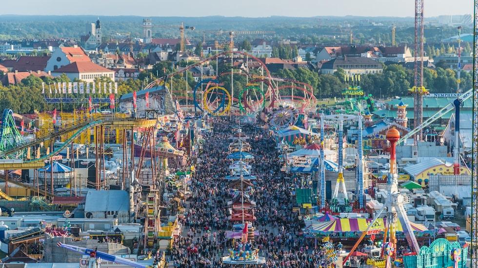 Oktoberfest i München – en bättre språkskola än klassrummet?