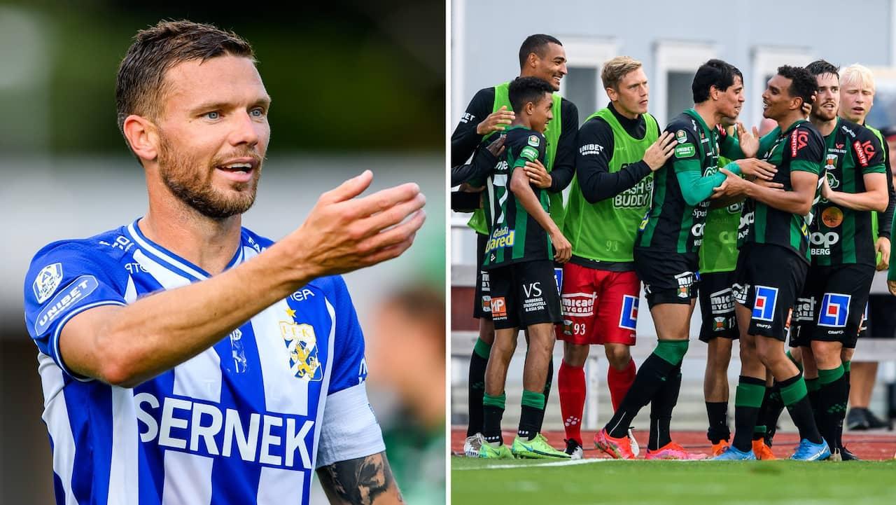 IFK Göteborg förlorade mot Varberg