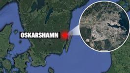 Misstänkt mordbrand i Oskarshamn